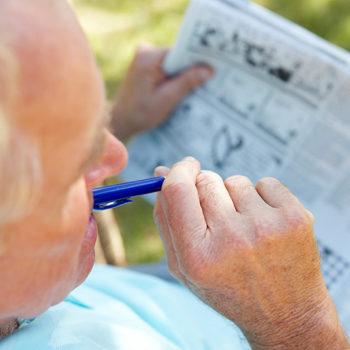 Un supplément en vitamines C et E peut protéger contre le déclin du cerveau lié à l'âge.
