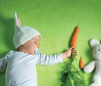 Vitamine D: quelle dose pour les nourrissons?
