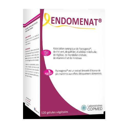 ENDOMENAT®, un complément alimentaire naturel pour le confort féminin formulé à base de PYCNOGENOL®