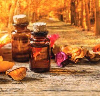 Aromatherapie automne