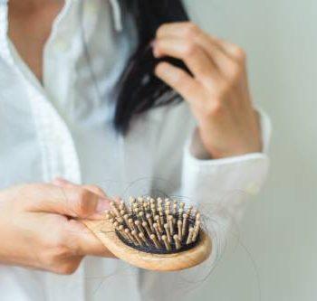 Chute cheveux saisonniere