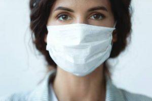 Port masque probleme peau