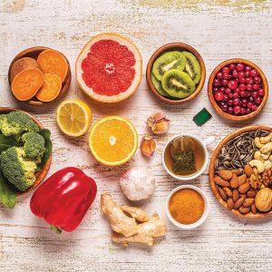 L'importance de l'alimentation dans la lutte contre l'endométriose