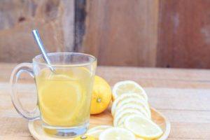 Eau citronnee