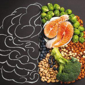 bienfaits de l'alimentation sur la santé mentale