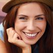 femme-souriante