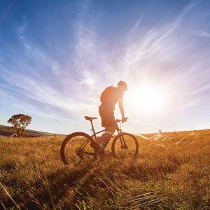 vélo activité sportive